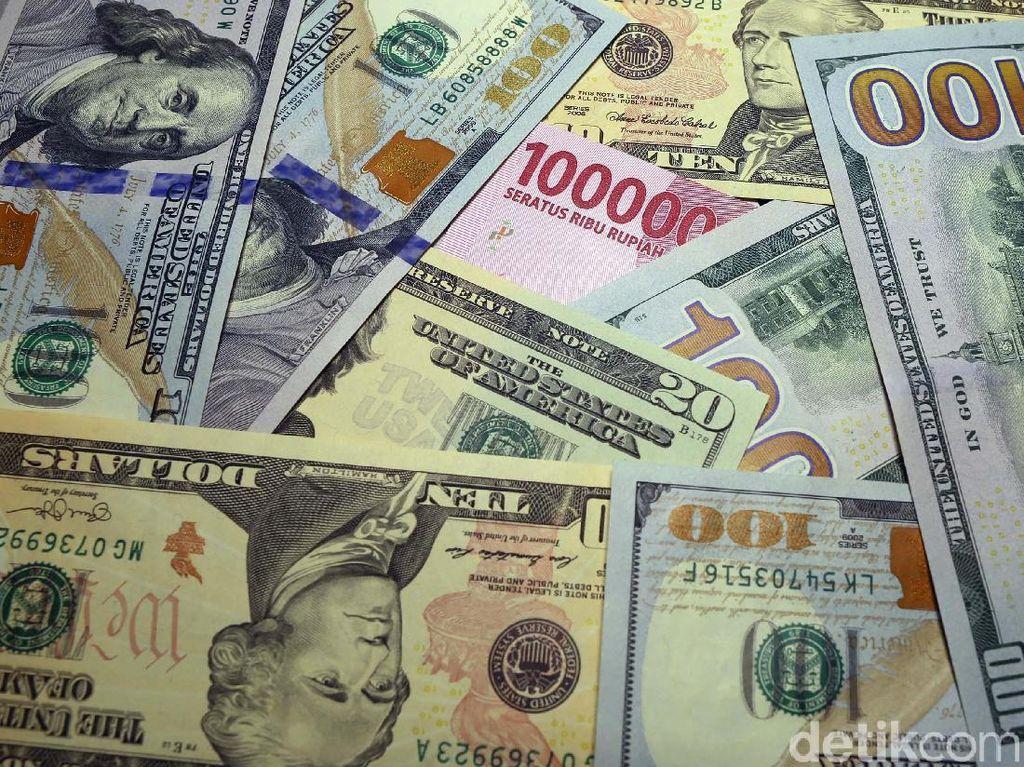 Dolar Rp 14.000, Lebih Tinggi dari Krismon 1998?
