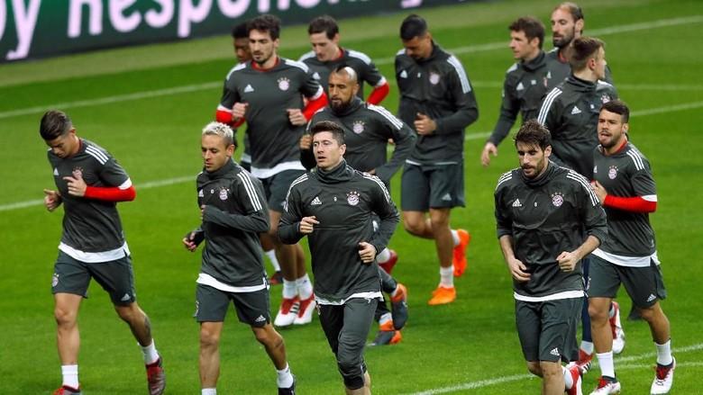 Bayern Dituntut Fokus Maksimal di Markas Besiktas