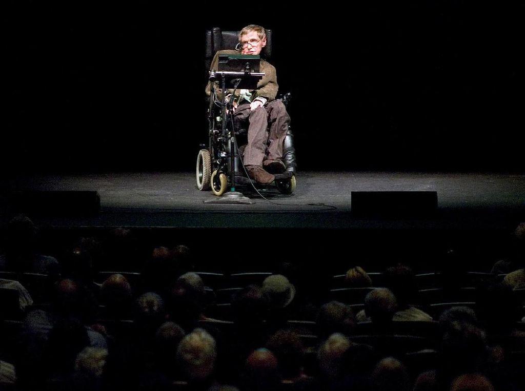 Duka Dunia untuk Stephen Hawking