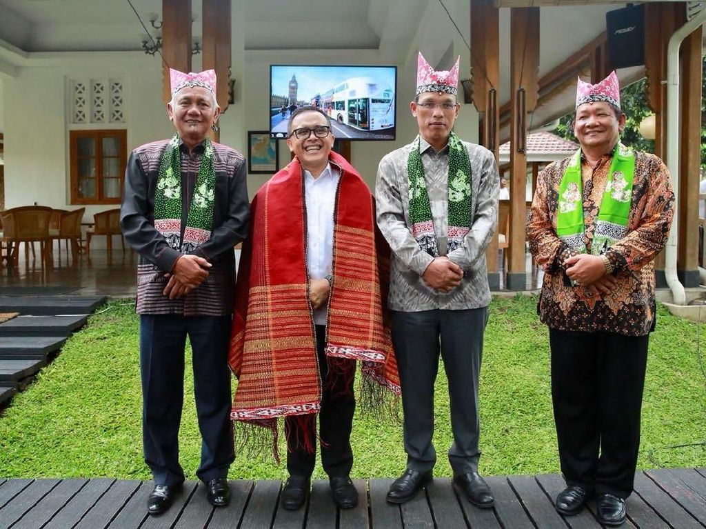 Tiga Bupati di Kawasan Danau Toba Serbu Banyuwangi