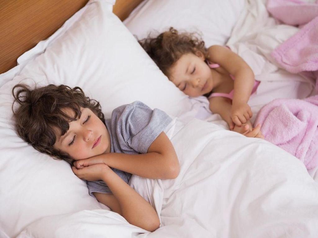 Tidur Kurang dari 8 Jam Sehari, Risiko Gemuk pada Anak Naik 58 Persen