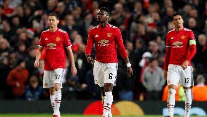 Manchester United wajib menangi Piala FA agar tidak nirgelar di akhir musim (David Klein/ REUTERS)