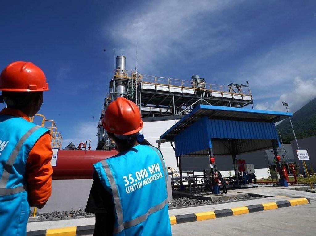 Apa Kabar Proyek 35.000 MW yang Digeber Jokowi?