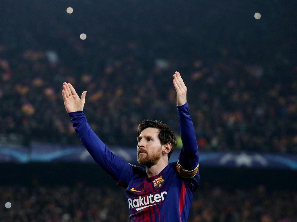 Iniesta: Messi adalah Anugerah buat Barcelona