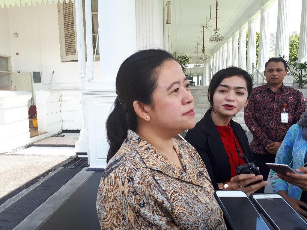Dijaring Jadi Cawapres Jokowi, Puan: PDIP Punya Kader Terbaik