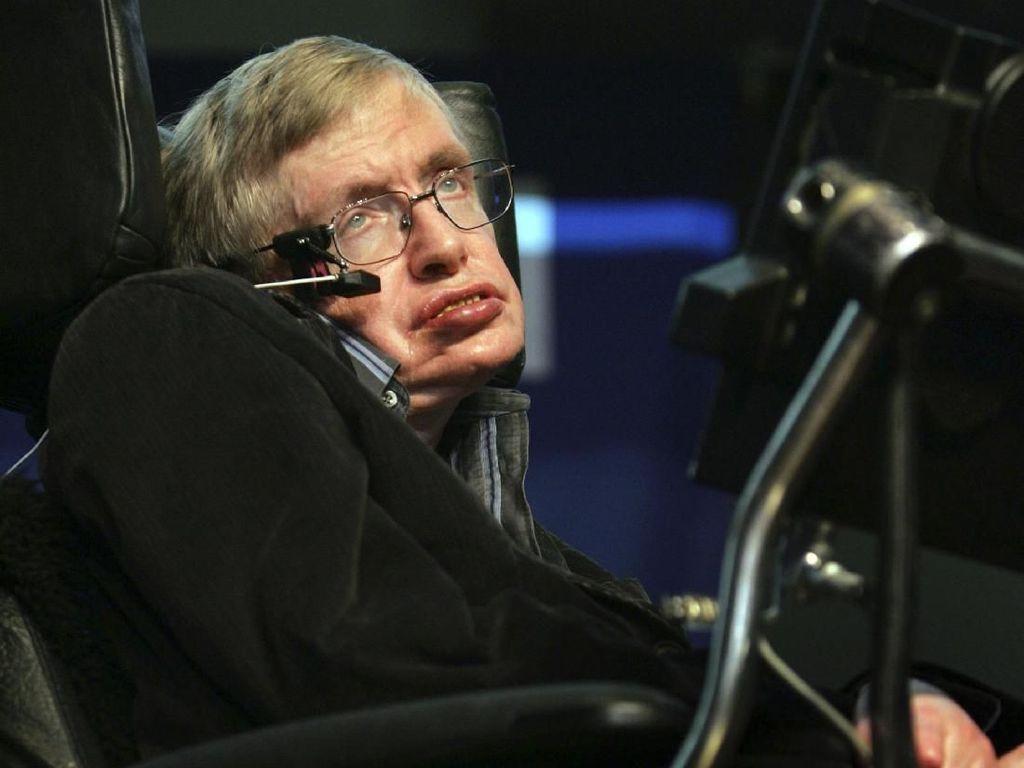 Sederet Tokoh dengan Riwayat ALS, Stephen Hawking hingga Pencipta Spongebob
