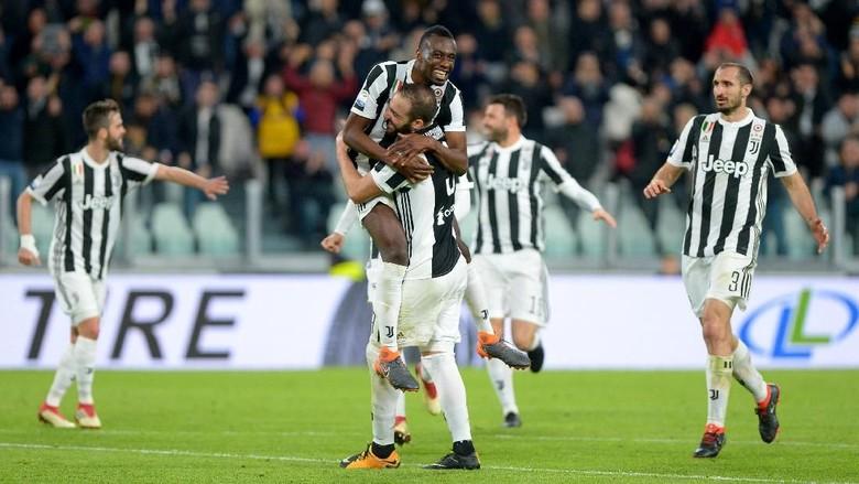 Tekuk Atalanta 2-0, Juventus Jauhi Napoli