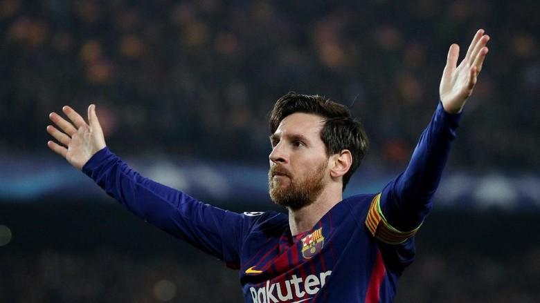 Messi Memang Messi