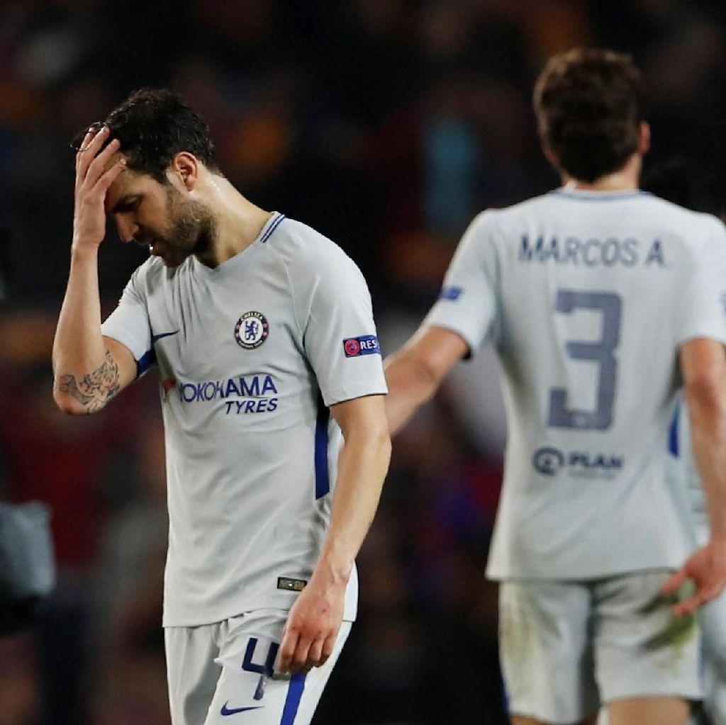 Dua Misi Chelsea Usai Tersingkir dari Liga Champions