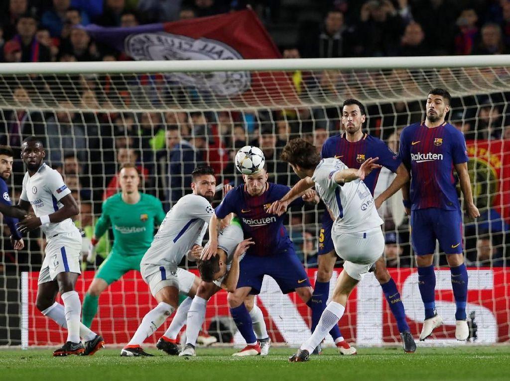 Jadwal Barcelona Vs Chelsea di Pertandingan Pramusim Sore Nanti