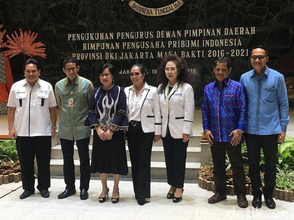 Saat Sandi Teringat Kata Pribumi yang Bikin Geger Indonesia