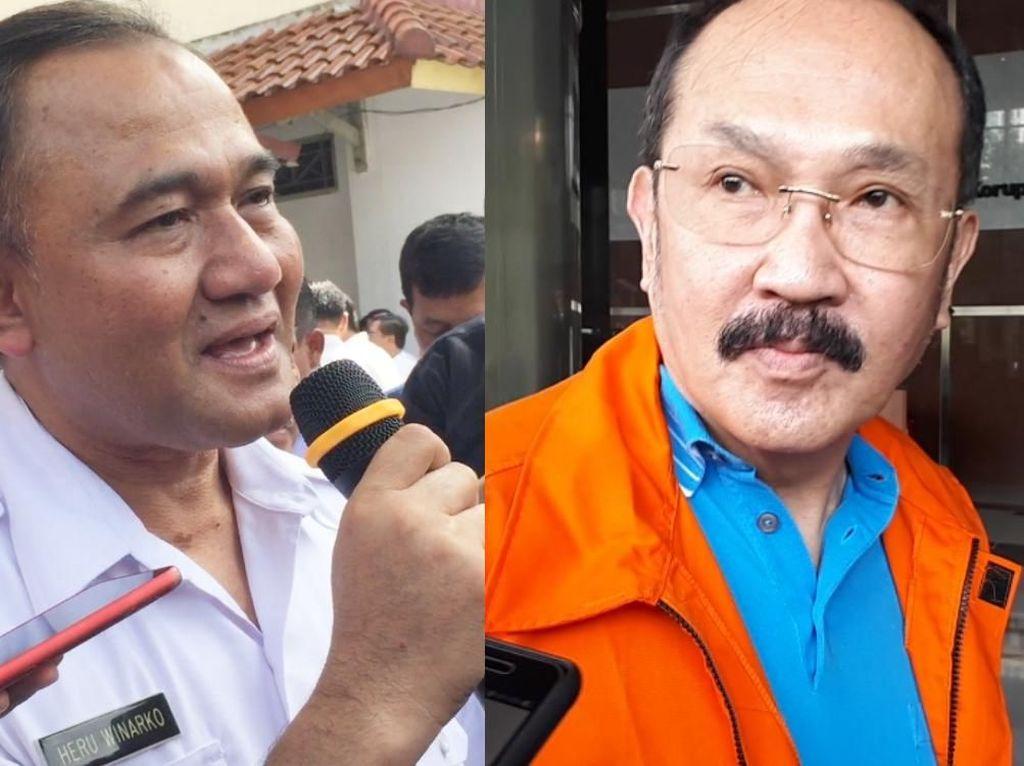 Fredrich Laporkan Irjen Heru atas Pelanggaran Etik, KPK: Mengada-ada