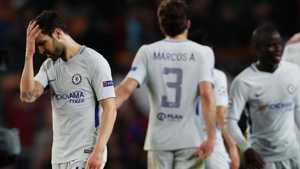 Cech: Kepercayaan Diri Chelsea Tak Setinggi Musim Lalu