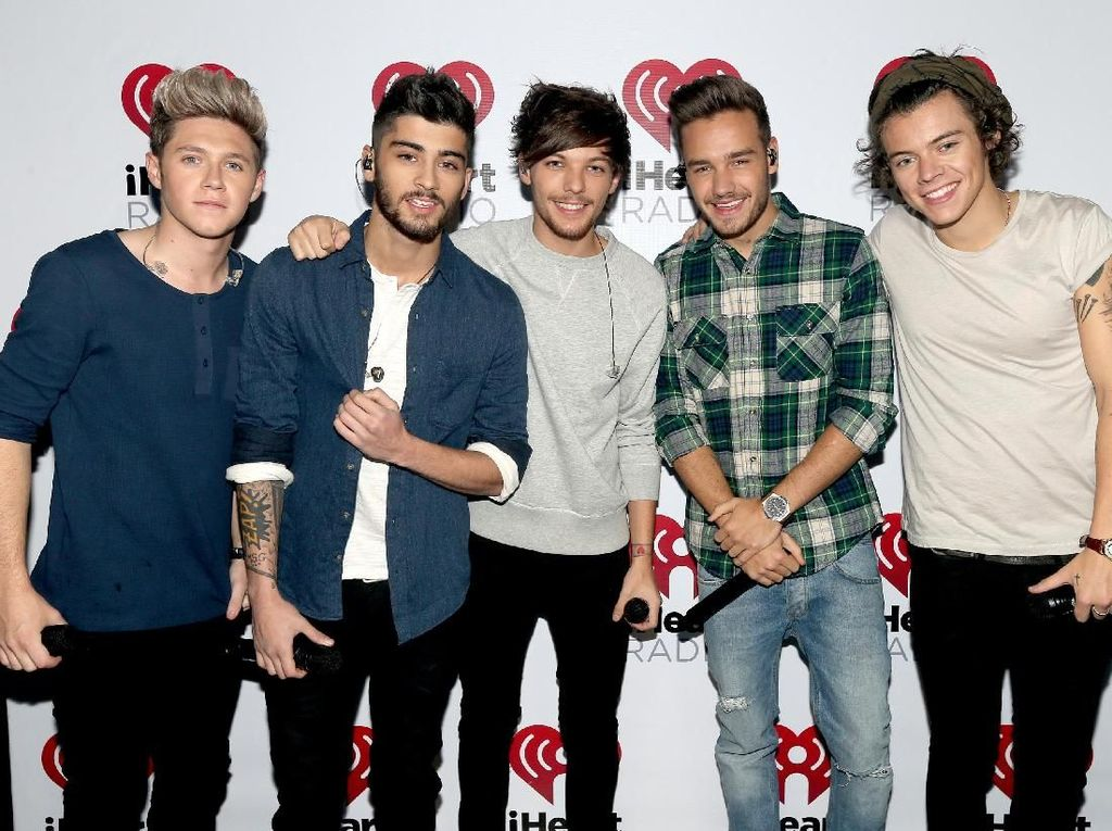 One Direction 10 Tahun, Bakal Reunian?