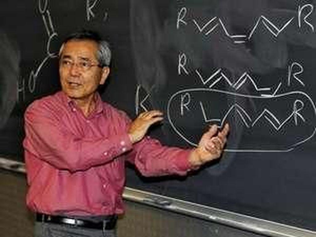 Sosok Kakek Peraih Nobel Kimia yang Disorot karena Istrinya Tewas