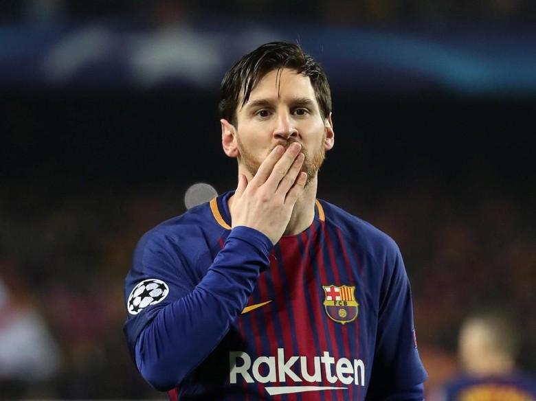 Messi: Ada yang Berubah pada Gaya Bermainku