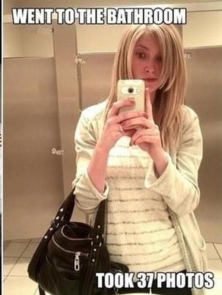 10 Meme Selfie Paling Lucu Bikin Ngakak Sampai Kesal