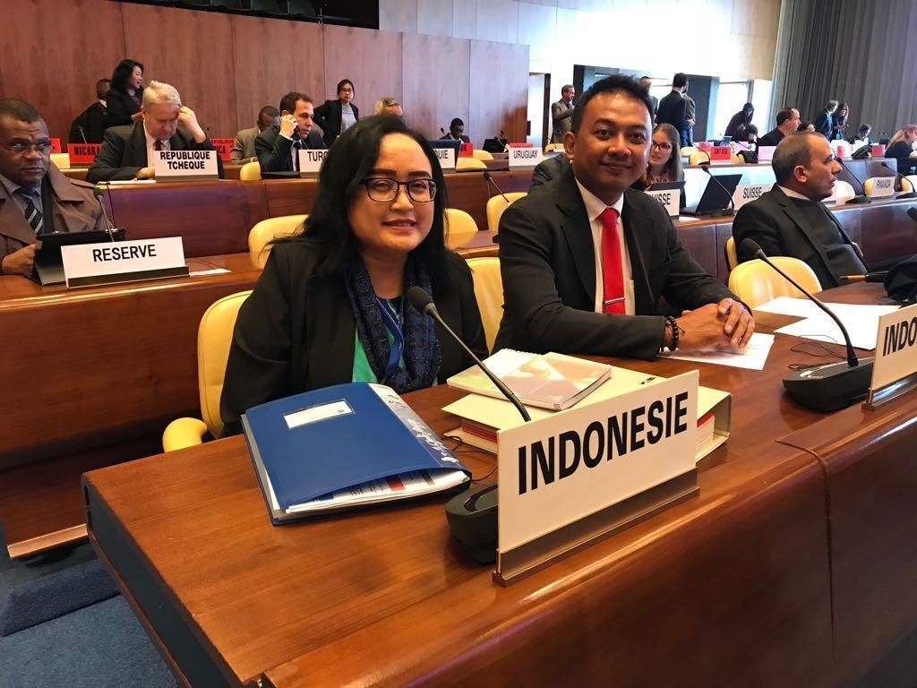 RI Siap Bantu Negara Berkembang dalam Bidang Ketenagakerjaan