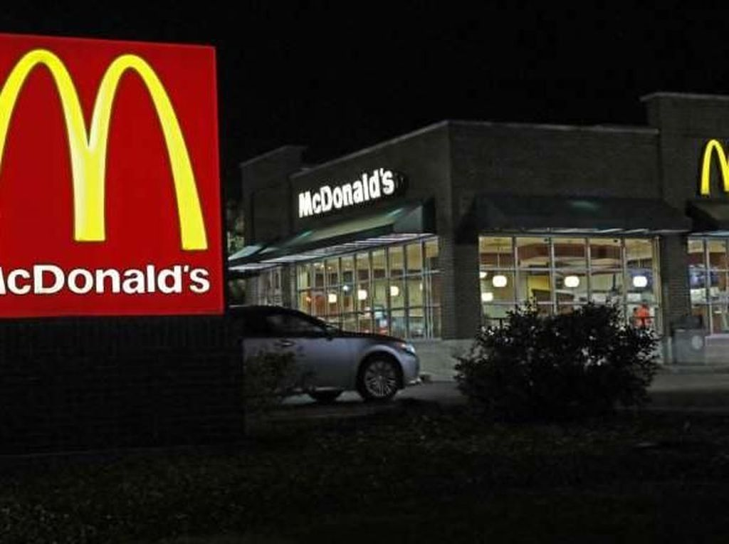 Terungkap! Ini Alasan Logo McDonalds Berwarna Kuning dan Merah