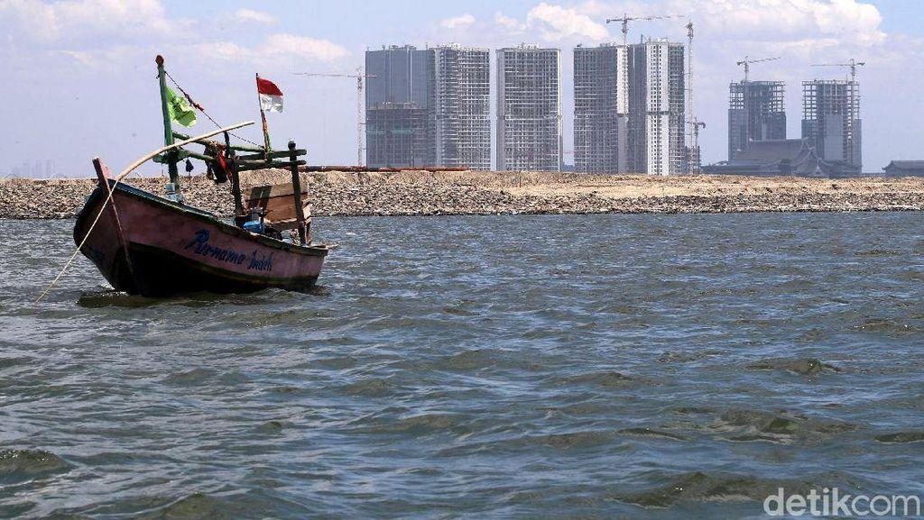 Gugatan Nelayan Terhadap Reklamasi Pulau D Terancam Batal