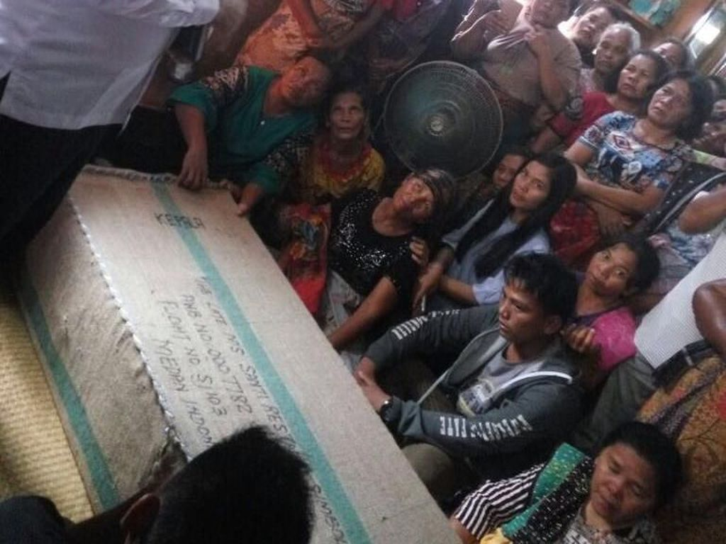 Perempuan di Malaysia yang Tewas dalam Lemari Adalah TKI dari Medan