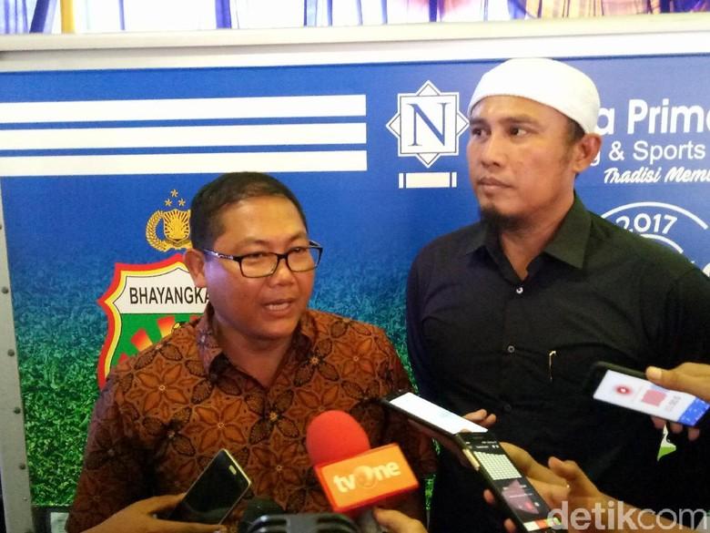 Bhayangkara FC Dapat Tambahan Sponsor Jelang Bergulirnya Liga 1