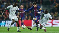 Messi Adalah Momok untuk Klub-klub Inggris