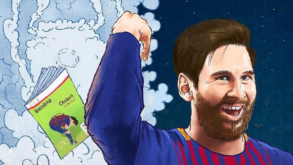 Meme-meme Usai Chelsea Disingkirkan Barcelona