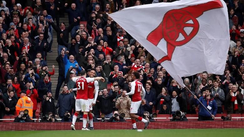 Kesempatan Arsenal untuk Rebut Kembali Hati Suporter