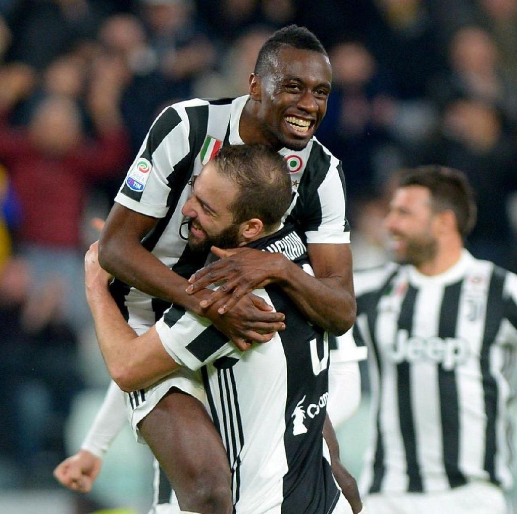 Juventus Yakin Napoli Takkan Menyerah Begitu Saja