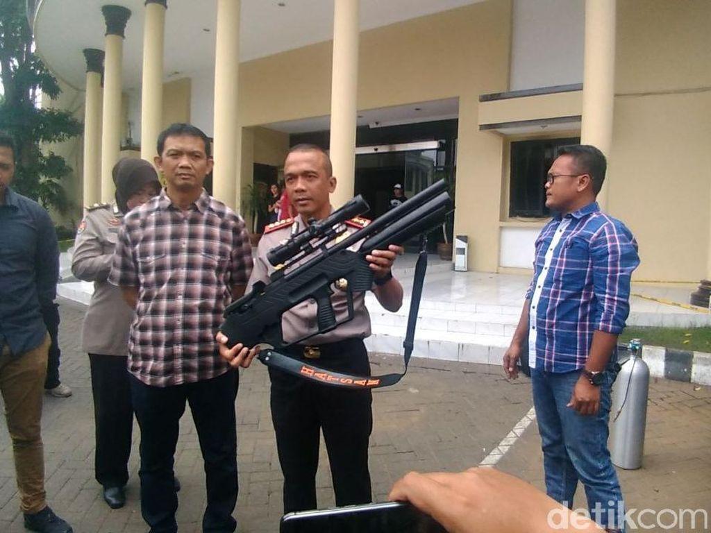 Motif Royce Tembaki Mobil Kadis Perumahan Surabaya: Sakit Hati