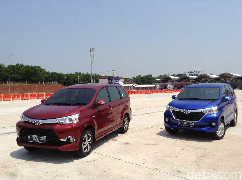 Digempur Kompetitor, Toyota Mau Ikutan Permak Avanza?