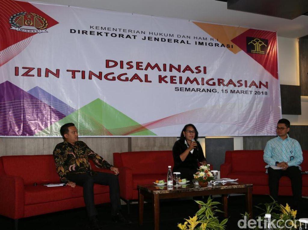 Mahasiswa Asing di Indonesia Rawan Langgar Aturan Keimigrasian