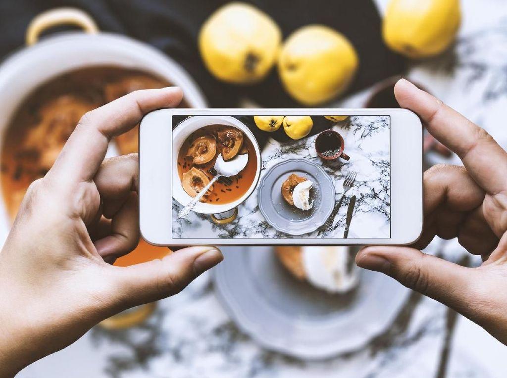 Ini 8 Trik Agar Foto Makanan di Instagram Dapat Like Lebih Banyak