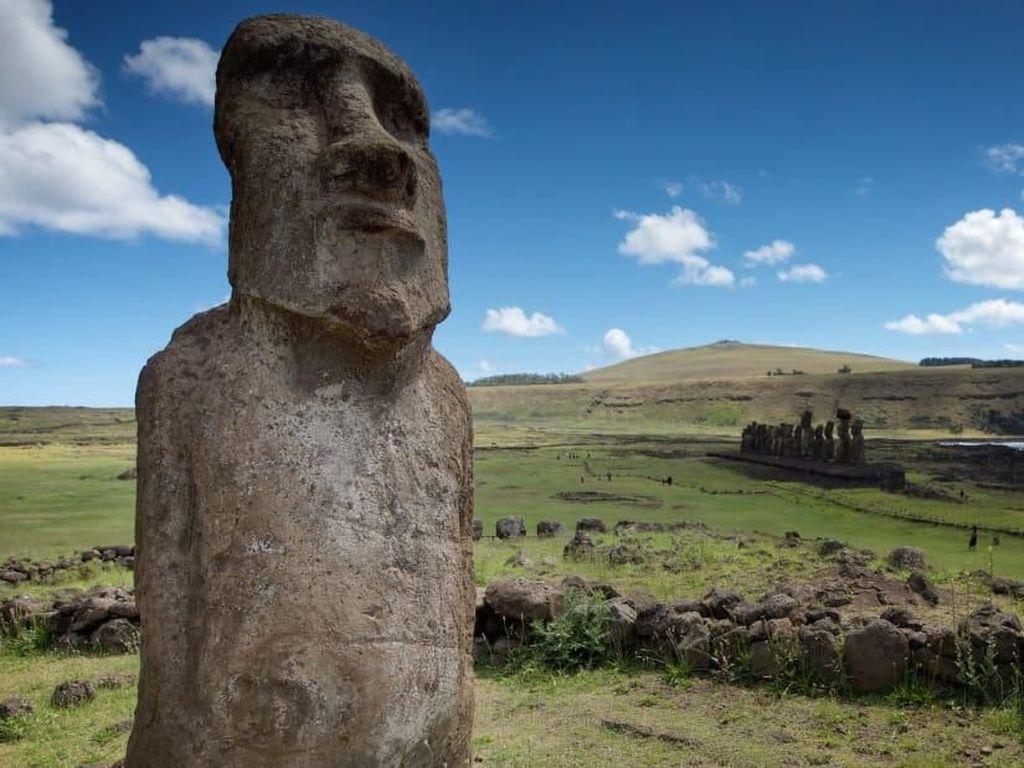 Penduduk Asli Amerika-Polinesia Telah Terhubung Sejak 800 Tahun Lalu