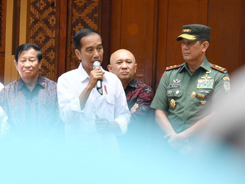 Ini Alasan Jokowi Tunjuk Doni Monardo Jadi Sesjen Wantannas