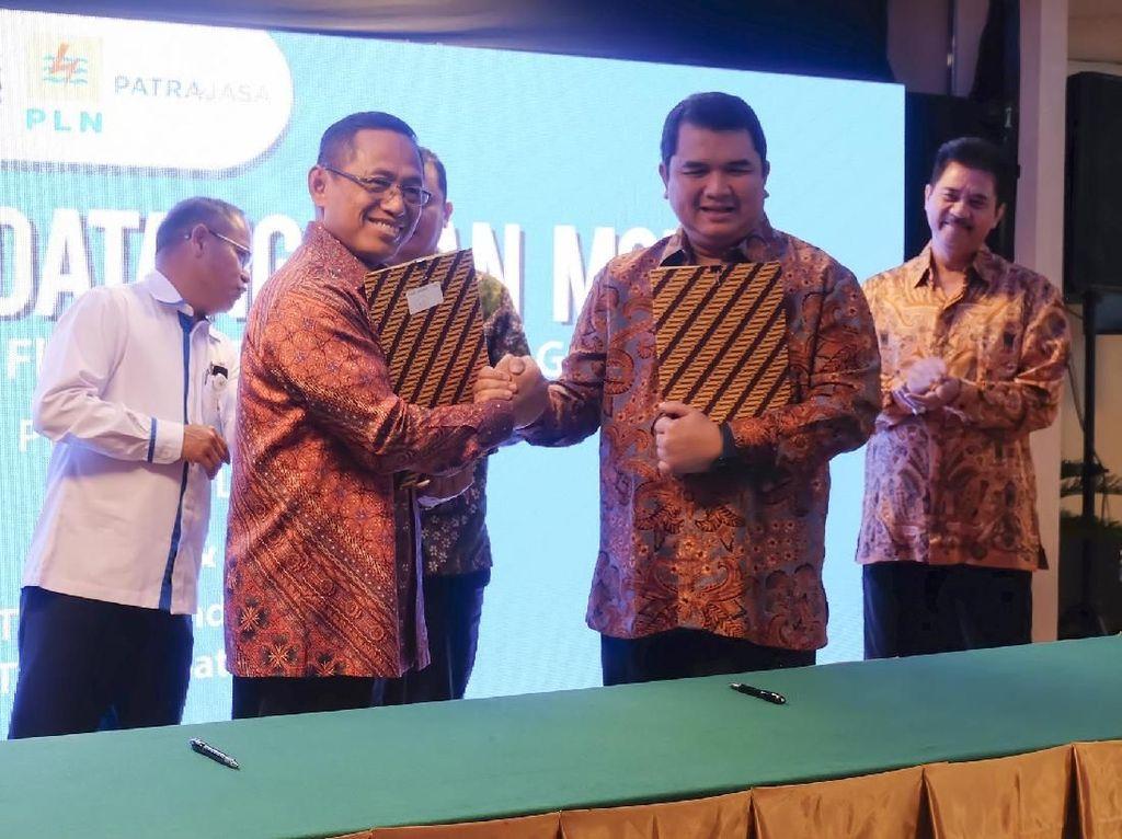 Sinergi BUMN, Semen Indonesia teken Nota Kesepahaman