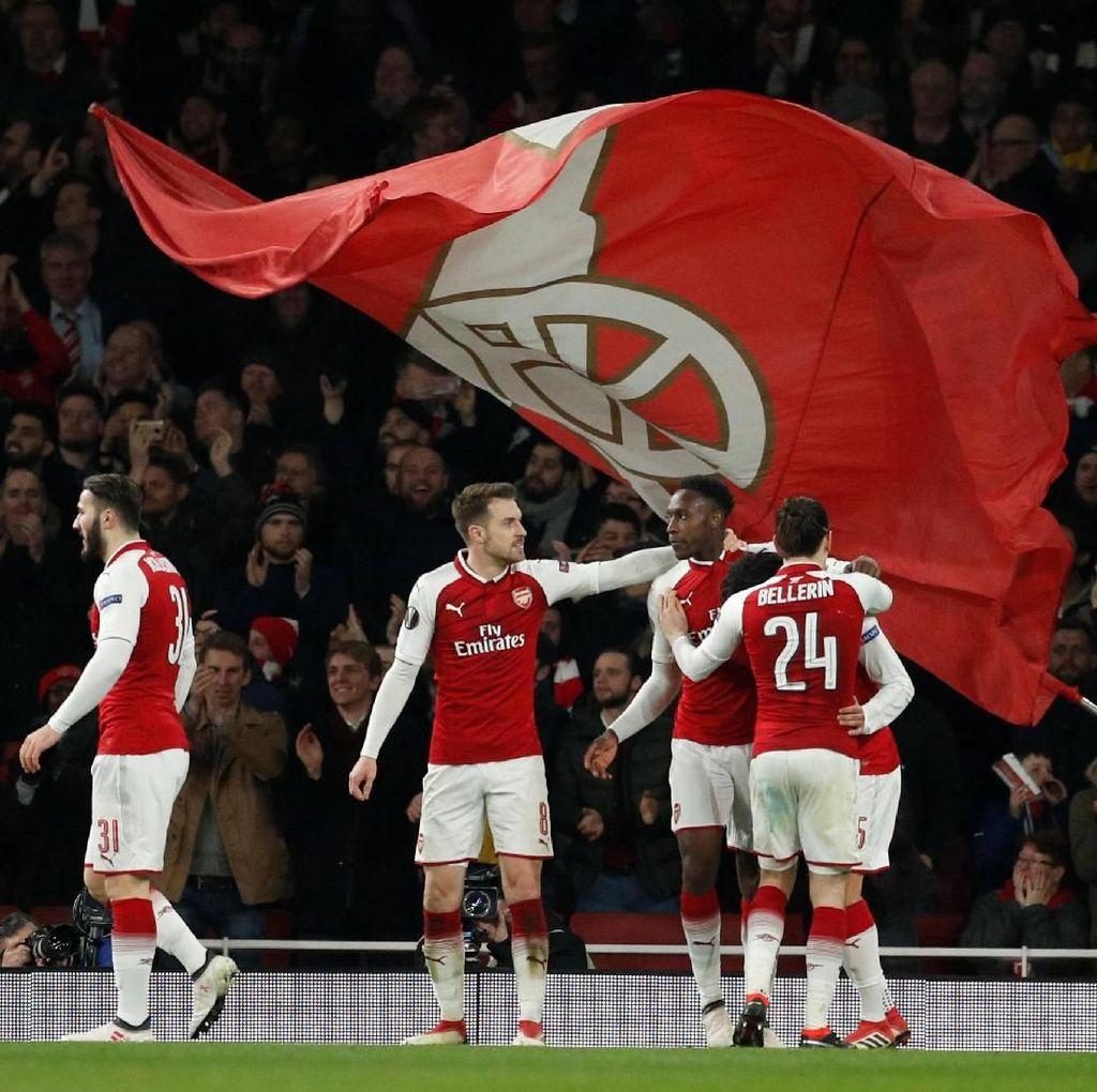 Arsenal Ingin Hindari Atletico