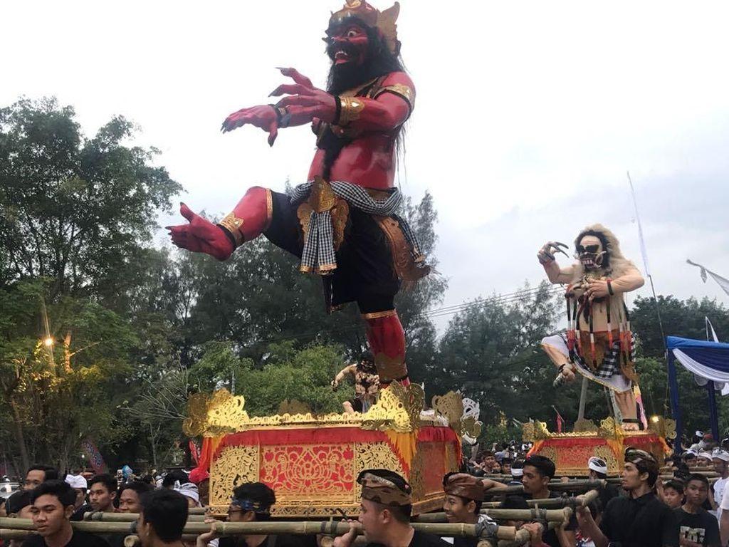Tak Ada Pawai Ogoh-ogoh di Nyepi Bali Tahun Ini