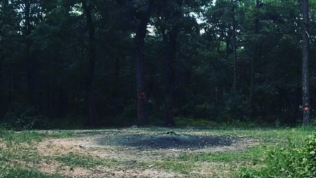 Foto: Hutan Ini Konon Tempat Setan Menari