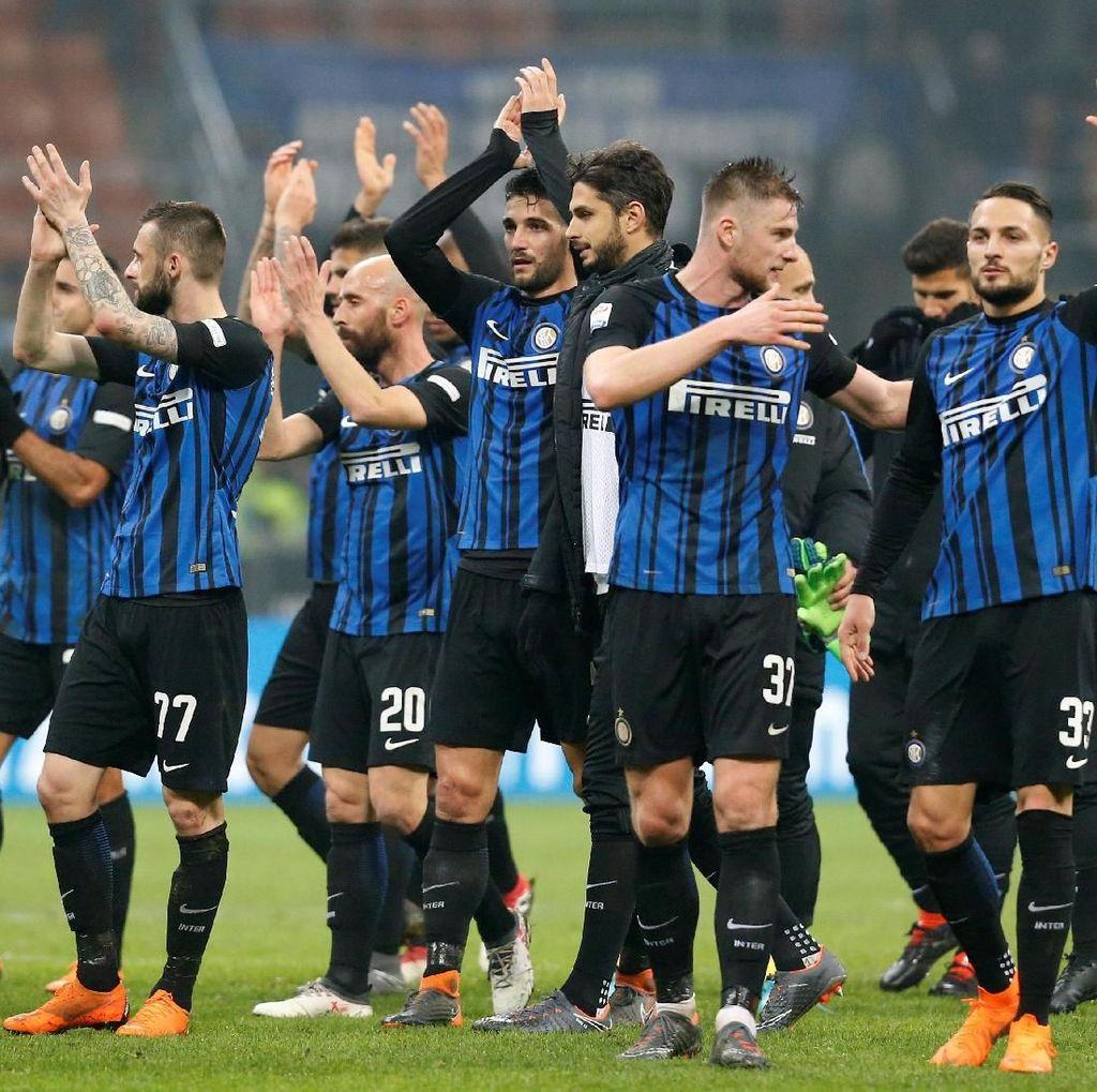 Gagliardini: Inter Tidak Krisis kok