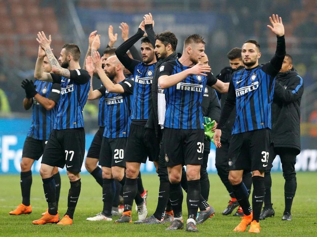 Tiket Liga Champions dalam Jangkauan, Inter Tak Boleh Sia-siakan