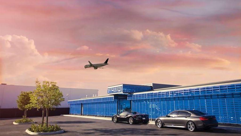 Foto: Inikah Terminal Bandara Termewah Sedunia?