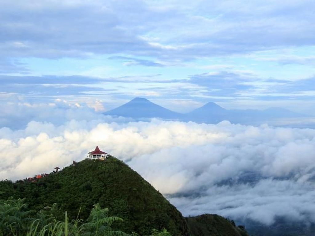 Ini 6 Alasan  Kenapa Gunung Andong Cocok Untuk Pendaki Pemula