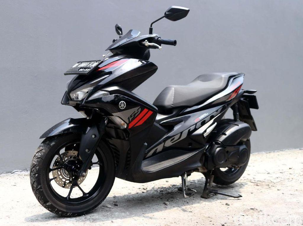 Harga Yamaha Aerox Bekas, Dibanderol Mulai Rp 14 Jutaan