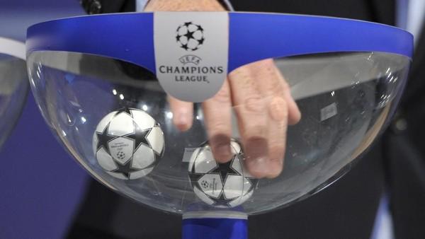 Hasil Drawing Fase Grup Liga Champions 2018/2019