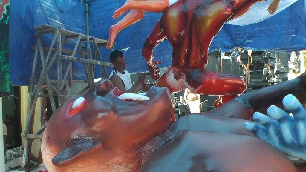 Indahnya Toleransi Agama di Desa Pancasila saat Nyepi