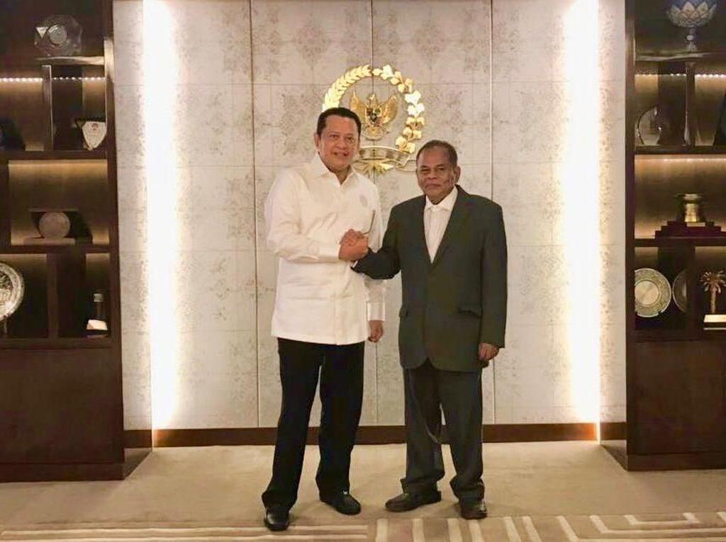 Bamsoet Dorong Pemerintah Laksanakan UU Pemerintahan Aceh