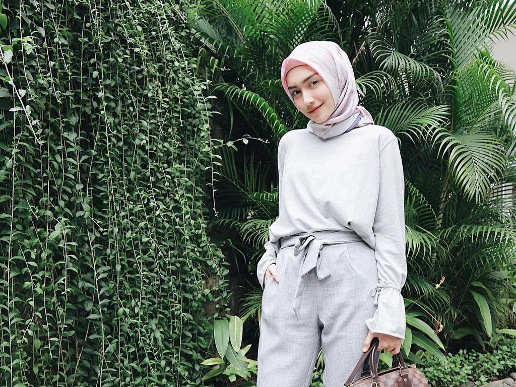 Melody Prima Tak Simpatik Lihat Aksi Mahasiswa Demo RUU KUHP