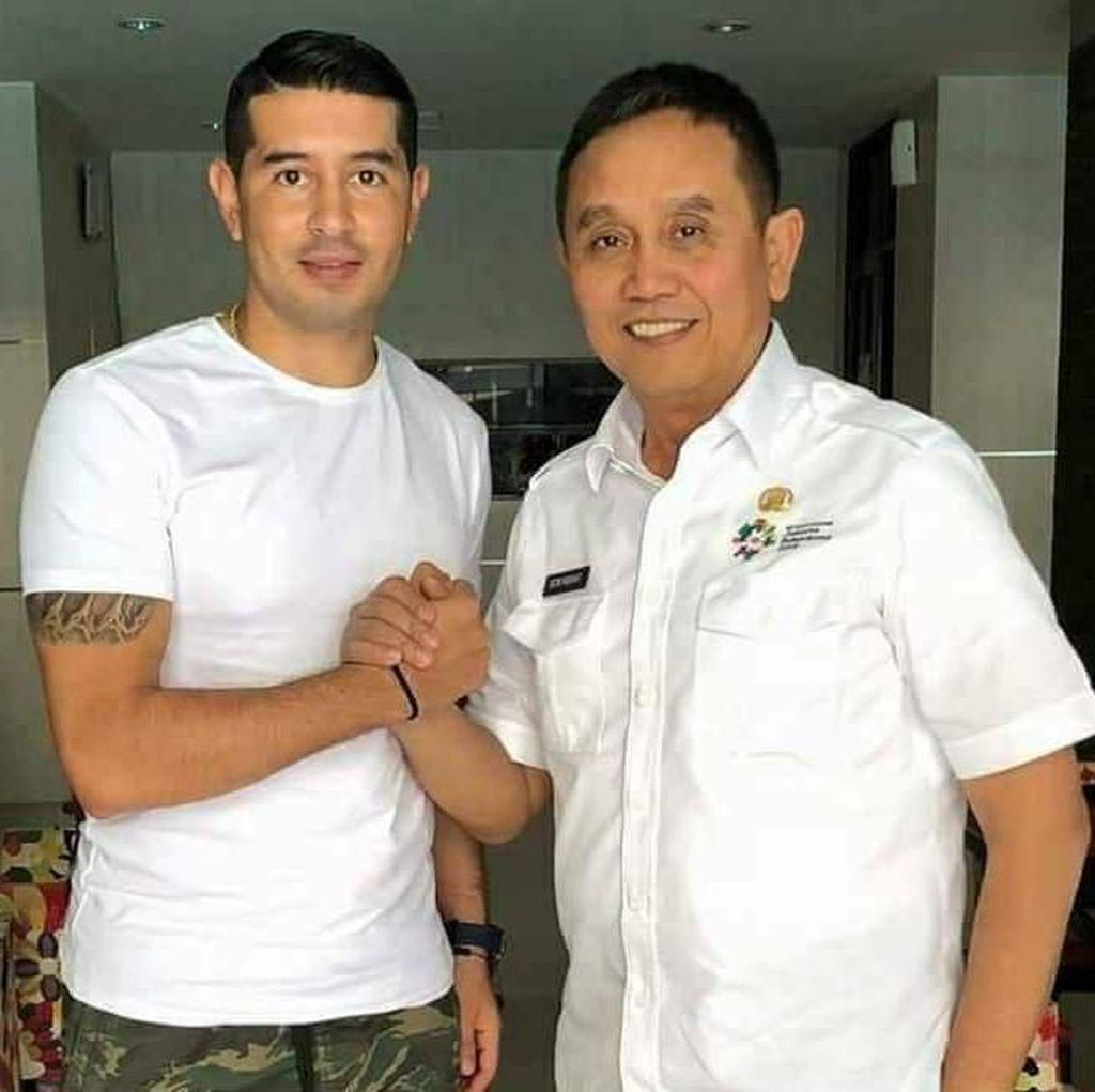 Tiba di Bandung, Esteban Vizcarra Jalani Latihan Perdana Bersama Persib Besok